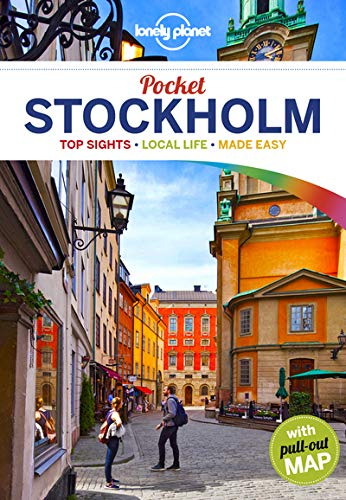 Lonely Planet Pocket Stockholm: top sights, local life, made easy