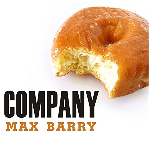 Company audiobook cover art