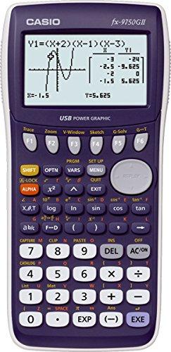 Casio -   Fx-9750 G Ii