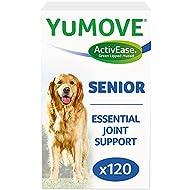 Lintbells | YuMOVE Senior Dog | High Strength Hip and Joint Supplement Designed for Older, Stiff Dog...