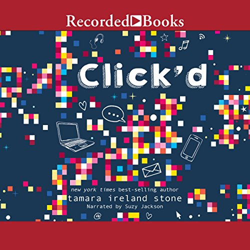 Click'd audiobook cover art