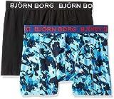 Bjorn Borg Men's Shorts Bb Branch 2p, Bonnie Blue, L