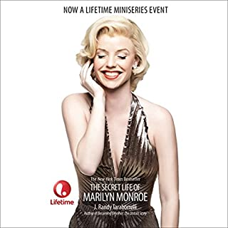 The Secret Life of Marilyn Monroe audiobook cover art
