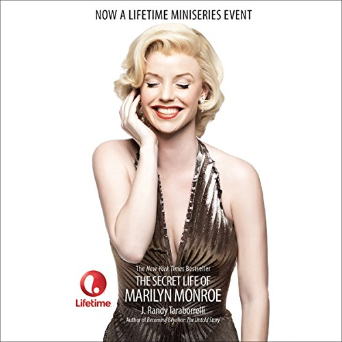 The Secret Life of Marilyn Monroe cover art
