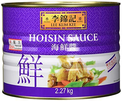 Lee Kum Kee Hoi Sin Sauce, 1er Pack (1 x 2.3 kg Glas)