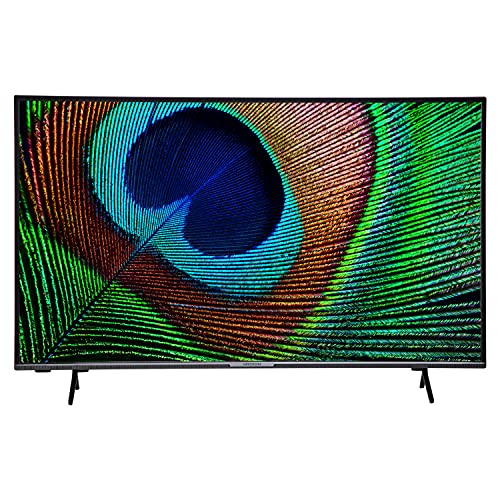MEDION X14430 108 cm (43 Zoll) UHD Fernseher (Android TV, 4K Ultra HD, HDR10, Micro Dimming, Netflix, Prime Video, WLAN, Triple Tuner, DTS, PVR, Bluetooth)