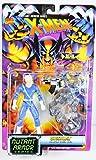 X-Men: Mutant Armor Series: Quicksilver with Quantum Speed Sled