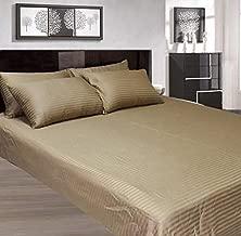 Bronze King Size 245 x 265 cm Hotel Linen Duvet Cover