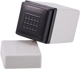 WANDIC Chord Stamp, 1PC White Guitar Ukulele Chord Stamp Mandolin DIY Mini Rubber Stamp Tablature & Fingering Stamp