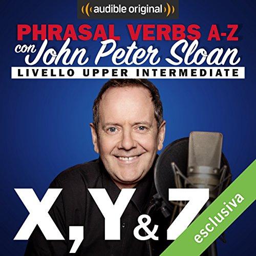 X, Y & Z (Lesson 25) copertina
