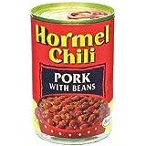 Hormel Chili ホーメルチリ ポーク ウィズ ビーンズ 425g×12