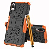 MAA Case For Sony Xperia L3 Phone Case Hybrid Rugged Armor