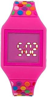 Orologio Bambino XYBB Orologio a LED Orologio digitale da bambino Orologio da bambino in gomma con touch screen per ragazz...