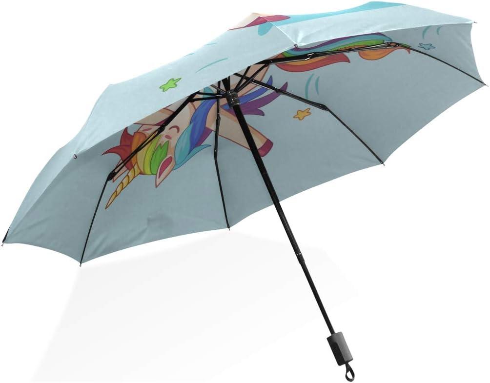 Travel Umbrella Compact New Free Shipping Dabbing Unicorn Dab Fashion Wind Dancing Max 80% OFF