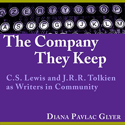 The Company They Keep audiobook cover art