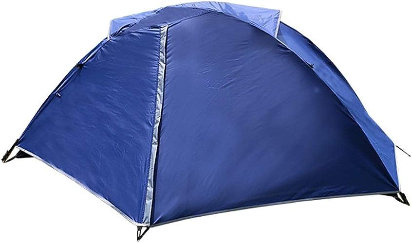 Tente de randonnée en Plein air Tente pour Homme Simple Tente pour Personne Seule ultralégère 210  100  90cm