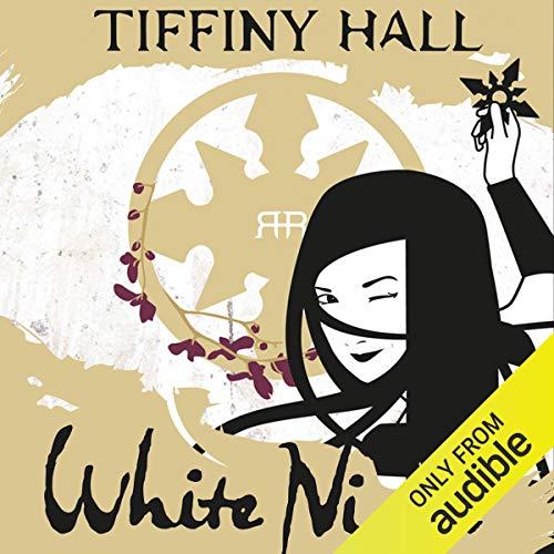 White Ninja audiobook cover art