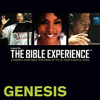 Inspired By … The Bible Experience Audio Bible - Today's New International Version, TNIV: (01) Genesis audiobook cover art