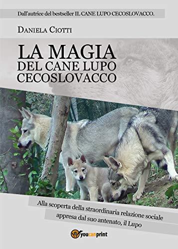 La magia del cane lupo cecoslovacco. Alla scoperta della straordinaria relazione sociale appresa dal suo antenato, il lupo