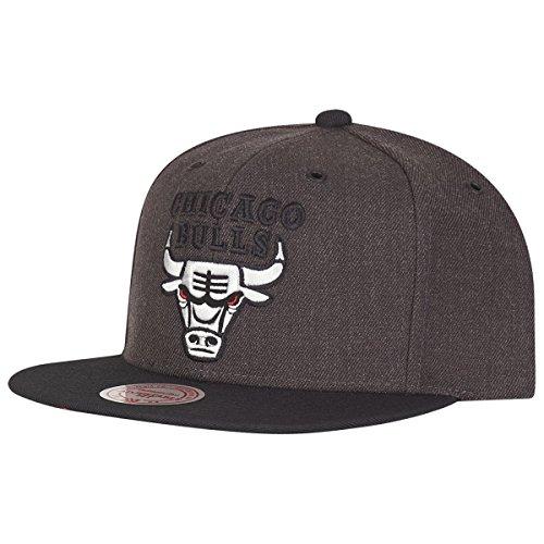 Mitchell & Ness G3 Logo Chicago Bulls snapback