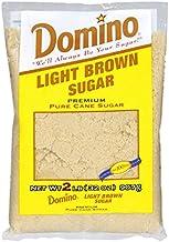 Domino Premium Pure Cane Sugar, Light Brown, 2 lb