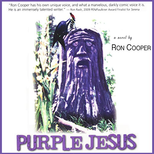Purple Jesus: A Novel audiobook cover art