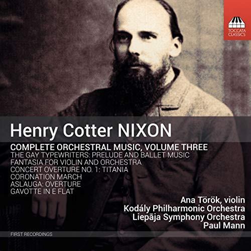 Sämtliche Orchestermusik,Vol.3