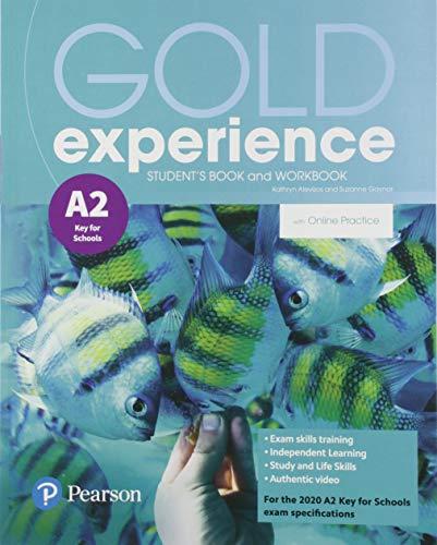Gold experience. A2. Student's book-Workbook. Per le Scuole superiori. Con e-book. Con espansione online