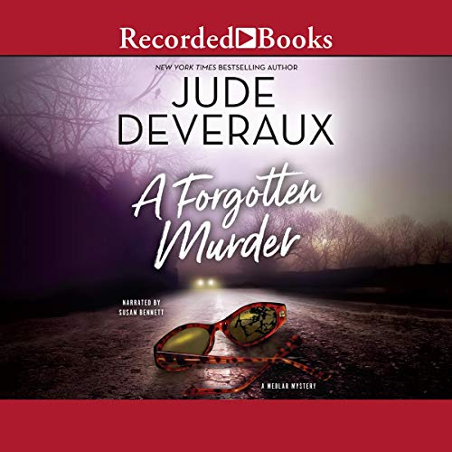 A Forgotten Murder audiobook cover art