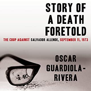 Story of a Death Foretold audiobook cover art
