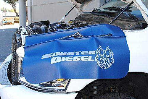 Sinister Diesel Fender Mat 32 3/4