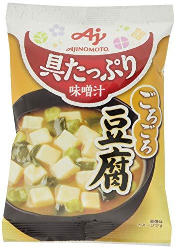 具たっぷり味噌汁 豆腐 13.8g 10入り