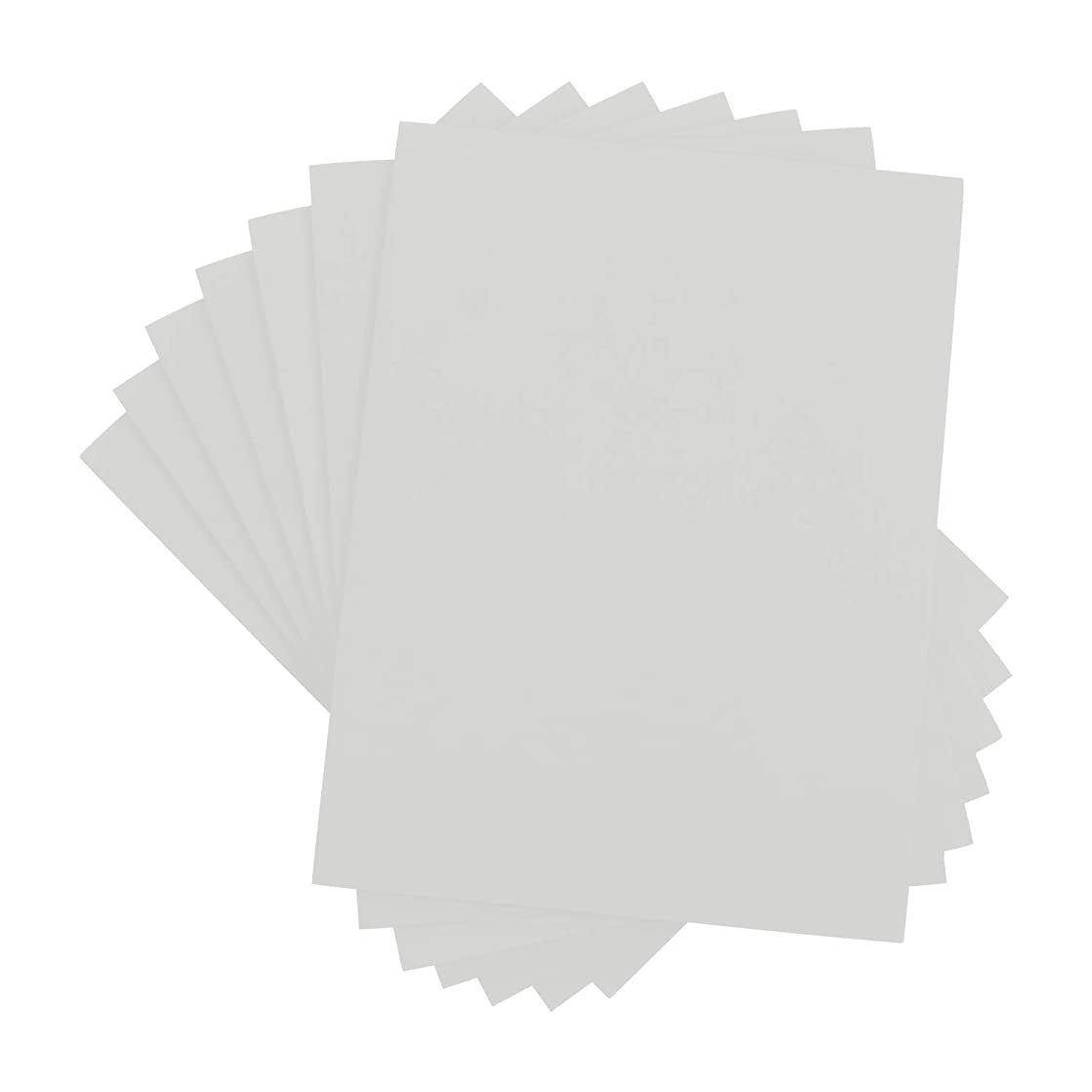 Houseables Crafts Foam Sheets, Art Supplies, 6mm Thick, White, 9 X 12 Inch, 10 Pack, Paper Scrapbooking, Cosplay, Crafting Foams Paper, Styrofoam, Foamie, for Kids, Boy Scouts, Halloween, Cushion