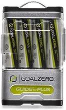 Goal Zero 21005 Guide 10 Plus Recharger 11Wh/2300mAh Power Bank, AA & AAA Battery, Solar Ready (Renewed)
