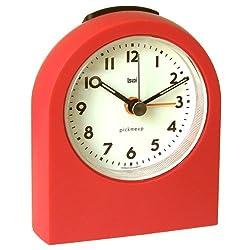 Bai 562.LA Pick-Me-Up Alarm Clock, Red