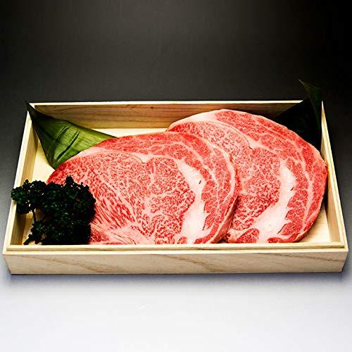 特選松阪牛専門店やまと 松阪牛 A5 リブロース ステーキ 2枚(200g×2) 焼肉 焼き肉 肉 牛肉 サイコロステーキ 食品 お中元 ギフト