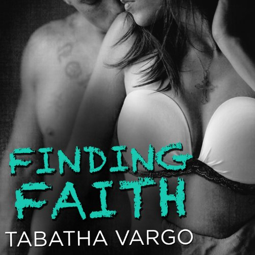 Finding Faith audiobook cover art