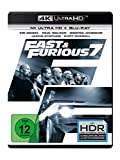 Fast & Furious 7 - Extended Version (4K Ultra HD) (+ BR)