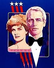 Nostalgia Store Paul Newman, Joanne Woodward 14x11 Promotional Photograph 1980's artwork