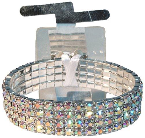 Fitz Design Corsage Bracelet - Rock Candy Iridescent