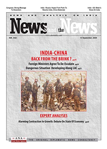 News Behind The News (NbN): Weekly News and Analysis on India, 14 September 2020 (English Edition)