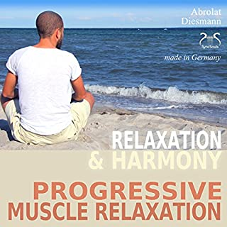Relaxation and Harmony - Progressive Muscle Relaxation cover art