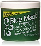 Blue Magic Conditioner, Hair & Scalp, Bergamot, 12 oz.