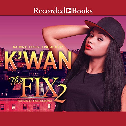 The Fix 2 audiobook cover art