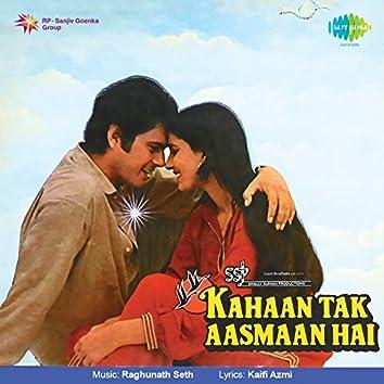 Kahaan Tak Aasmaan Hai (Original Motion Picture Soundtrack)