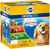 3 Different Flavors: Original, Beef And Fresh Up To 80% Tarter Build-Up Reduction 51 Total Oral Care Treats Healthy Great Tasting Treat Cleans Plaque and Tarter Between Teeth and Down to the Gum Line