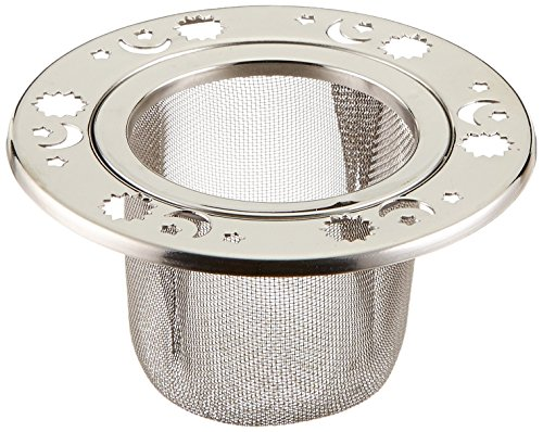 Norpro Stainless Steel Decorative Tea Infuser, 1 EA, As Shown