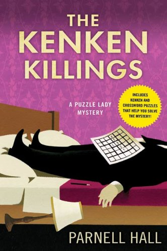 The KenKen Killings: A Puzzle Lady Mystery (Puzzle Lady Mysteries Book 12) (English Edition)