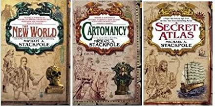 Age of Discovery Trilogy (A Secret Atlas, The New World, Cartomancy)