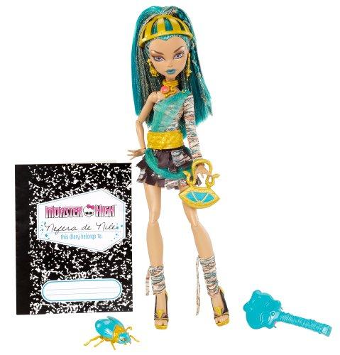 Monster High Dolls Nefera Doll